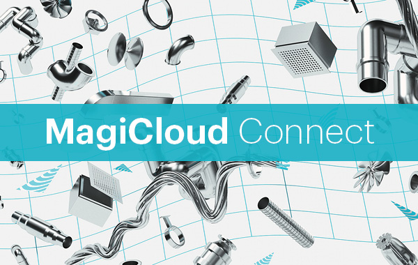 Download BIM objects from MagiCloud straight into your Revit